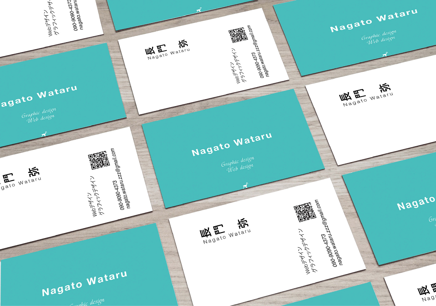 works business cards